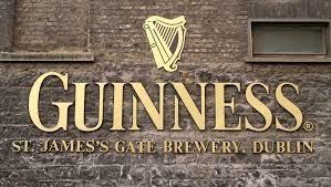 Легендарное пиво «Guinness» в музее!