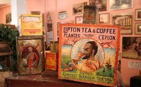 Чай и кофе: история напитков в Лондоне