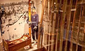 Достопримечательности Осло: музей лыж